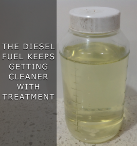 Fuel Keeps Getting Cleaner With Treatment