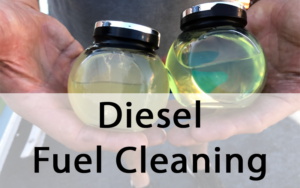 Diesel Fuel Cleaning