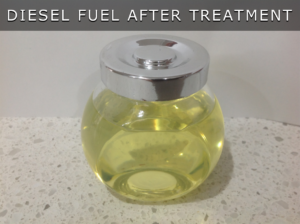 Diesel Fuel After Treatment